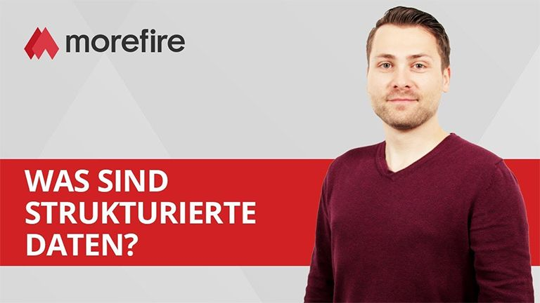 Was sind strukturierte Daten? (YouTube Video)